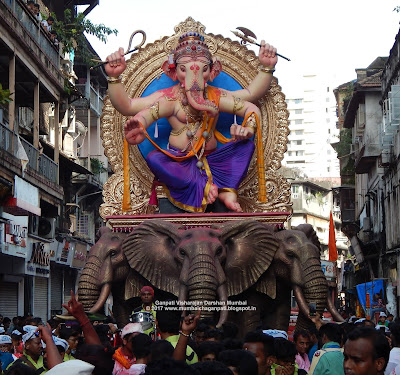 Visharajan Darshan Ganpati