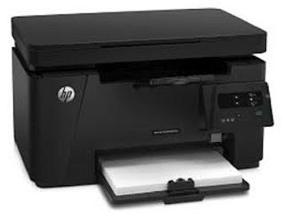 Image HP LaserJet Pro MFP M126a Printer