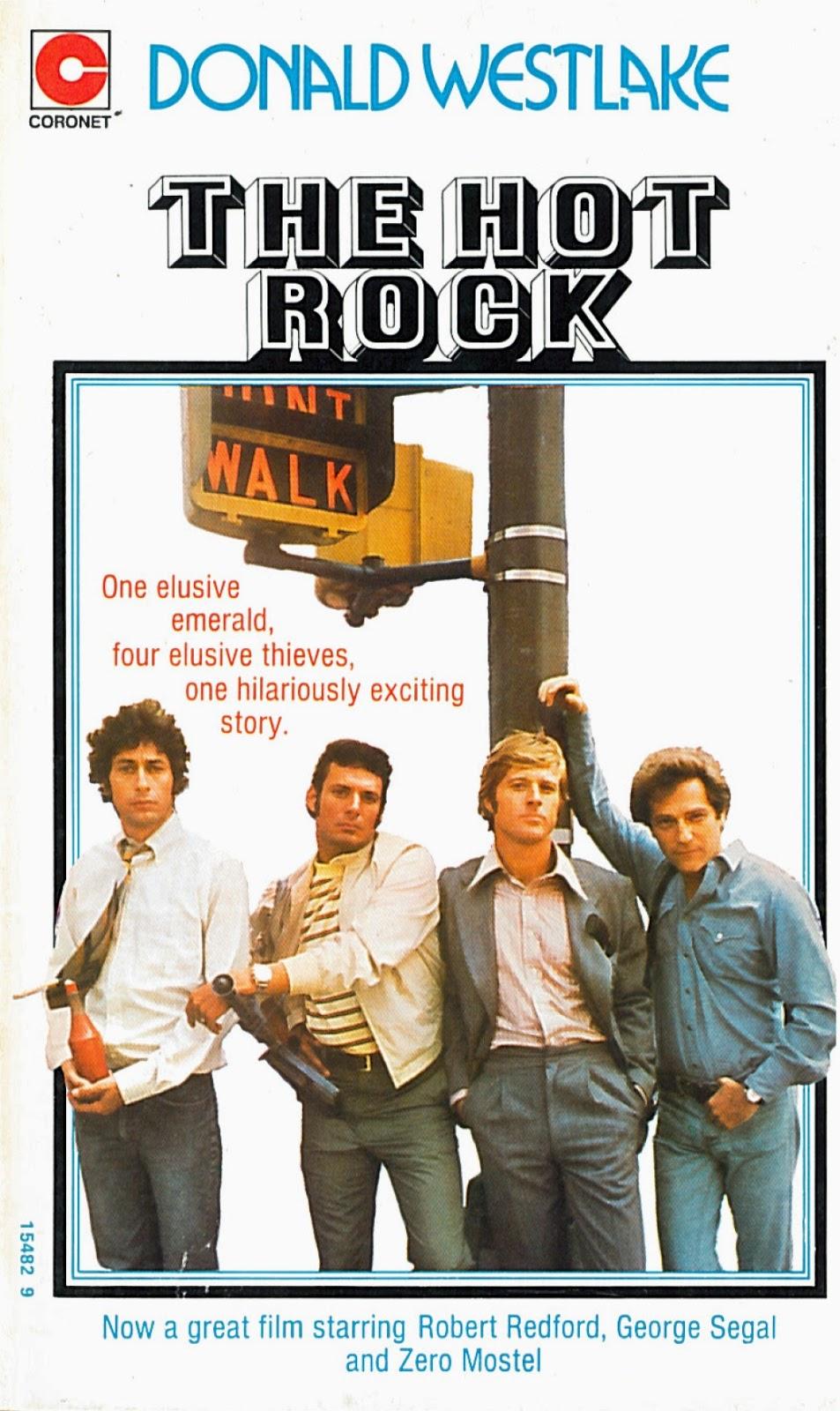 The Hot Rock (1972) ταινιες online seires xrysoi greek subs