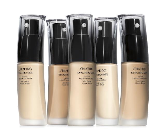 Maquillaje Synchro Skin