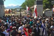Ribuan Masyarakat KLU Kembali Tagih Realisasi Dana Bantuan Gempa