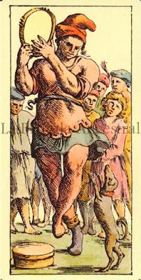 Tarot de Mitelli: El Mago