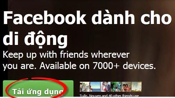 Tải facebook về máy miễn phí