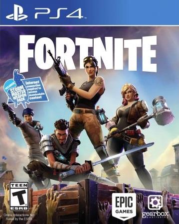 Fortnite Battle Royale CUSA07022 PS4 PKG - Game4U Cracked