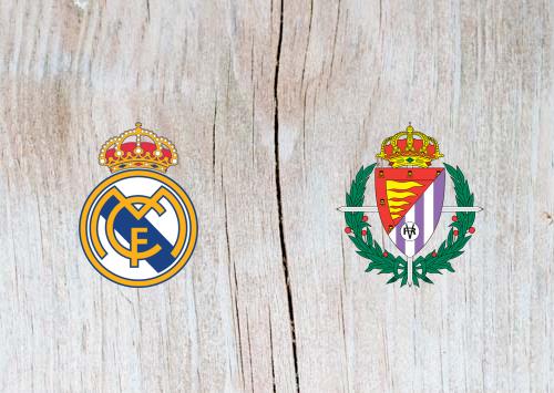 Real Madrid vs Real Valladolid Full Match & Highlights 03 November 2018