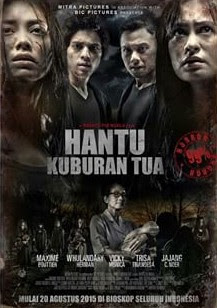 Download Hantu Kuburan Tua (2015)