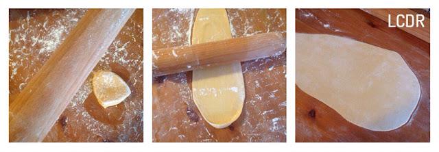 Receta de ravioli rellenos de pesto 05