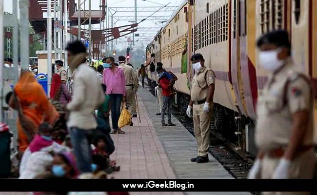 Trains To Bring Home Migrants New Flashpoint Between BJP And Trinamool