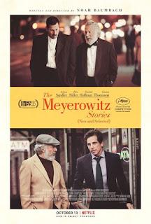 The Meyerowitz Stories (New and Selected) (2017) เรื่องวุ่นๆ ครอบครัวเมเยโรวิตช์ (ซับไทย)