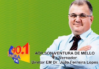 EX-VEREADOR PROFESSOR ADILSON CRITICA ADMINISTRAÇÃO GUILHERME ÁVILA: PREFEITO QUER CRIAR CARGOS PARA AMIGOS E NÃO QUER PAGAR 13º DOS SERVIDORES CELETISTAS (CULTURA FM DE GUAIRA-SP)