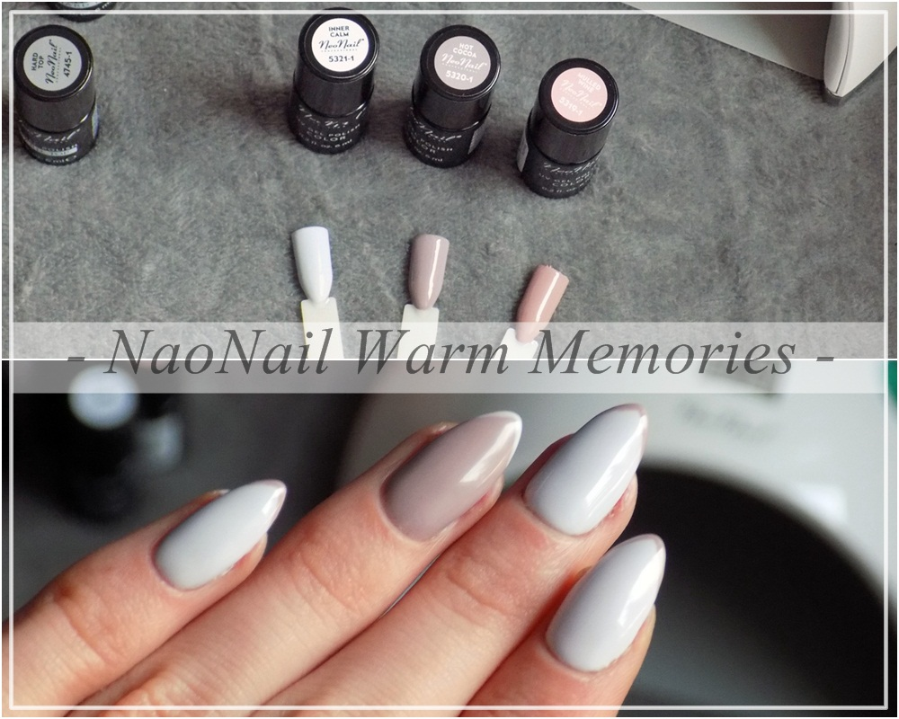 #38 NeoNail Warming Memories + paznokcie