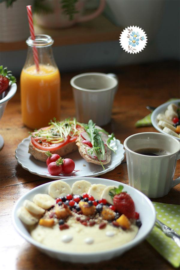 talerz śniadaniowy pure white ib laursen
