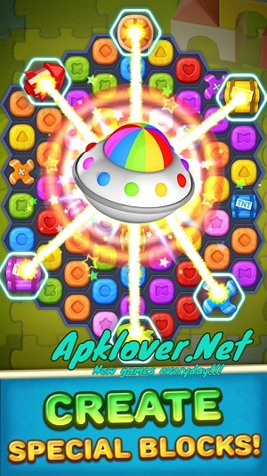 Toy Party - Blast Hexa Block MOD APK