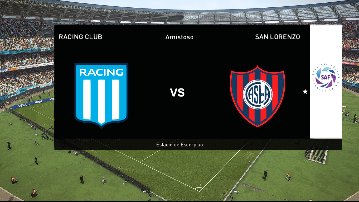 PES 2018 Scoreboard Superliga Argentina by Jimmy99