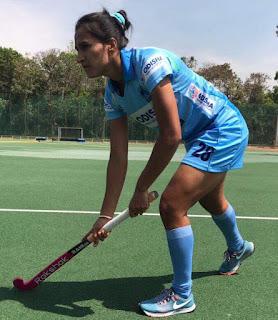 रानी रामपाल होगी महिला हॉकी विश्वकप में भारत के कप्तान