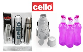 Cello Kitchen & Diningware – Upto 40% Off + Extra 40% Off @ Pepperfry