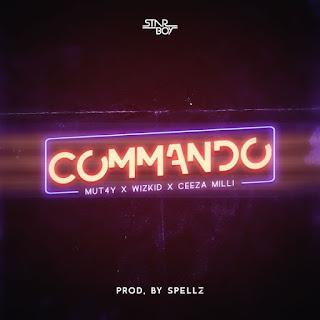 VIDEO: Mut4y x Wizkid x Ceeza Milli – Commando