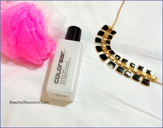 🎀Colorbar Nail Polish Remover 🎀  - Review 👇