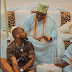 Entertainment Africa : Davido storms the palace of Ooni of Ife