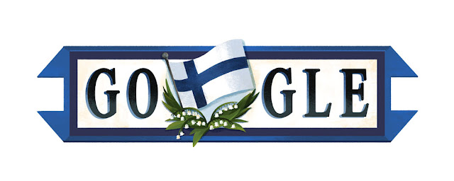 Finland Independence Day 2016: Google Doodle