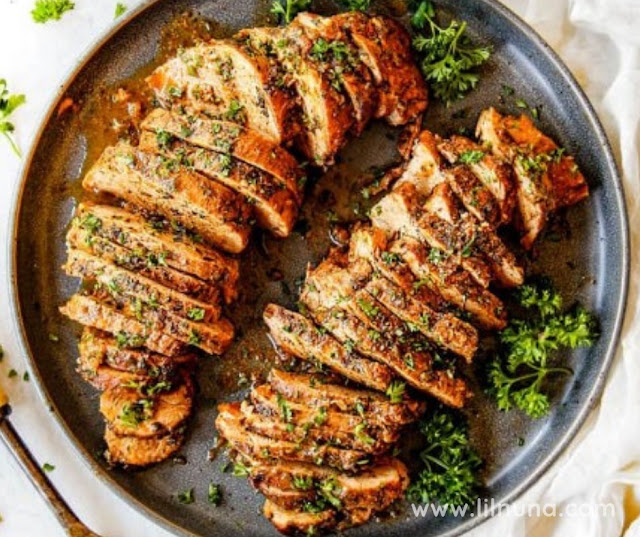 Best Baked Pork Tenderloin Recipe