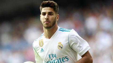 Marco Asensio  - trụ cột quan trọng của Real hiện tại