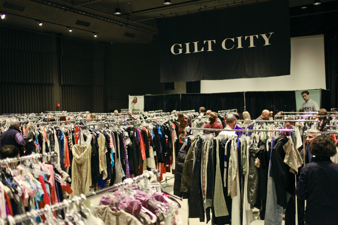 Prim and Propah: Gilt City Boston Warehouse Sale