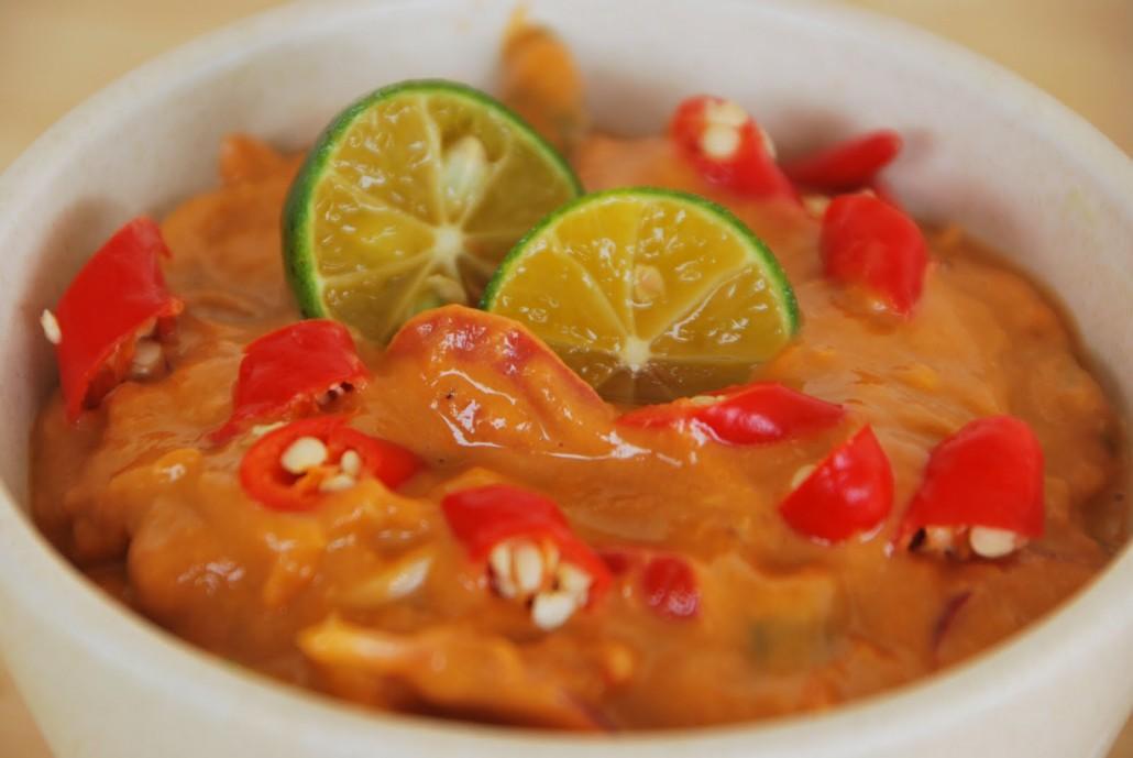 Resep Tempoyak Khas lampung ~ wisata dan kuliner