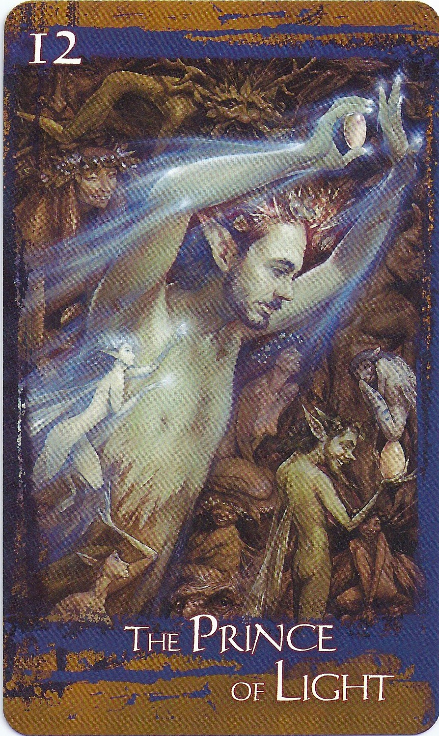 Tarot Oracles And Other Signs Along The: 1000+ Images About The Faeries Oracle On Pinterest