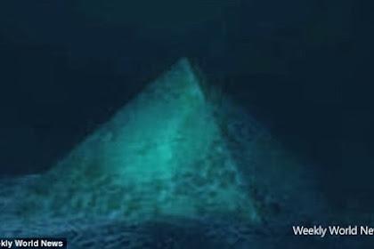 Misteri Piramida Kristal di Dasar Laut Segitiga Bermuda