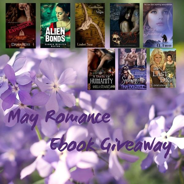 Romance giveaway banner