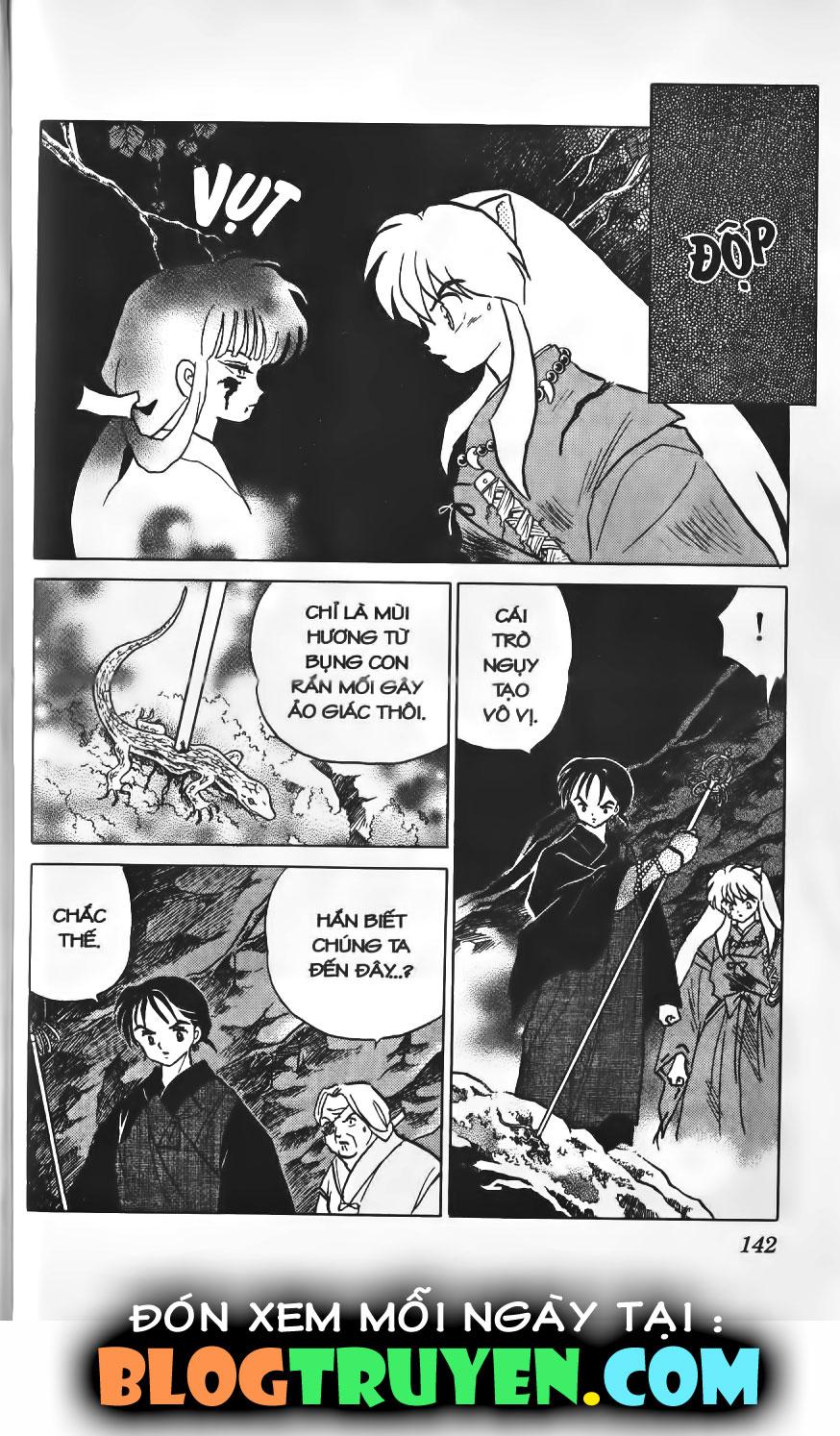 Inuyasha vol 07.8 trang 9