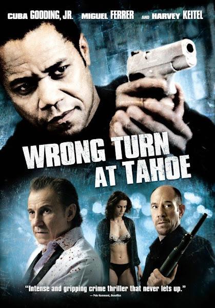 Poster of Wrong Turn at Tahoe (2009) Full Movie Hindi 720p HDRip ESubs Download