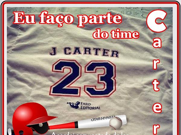 """Resultado da Promoção """"Eu faço parte do time Carter""""!!!"""