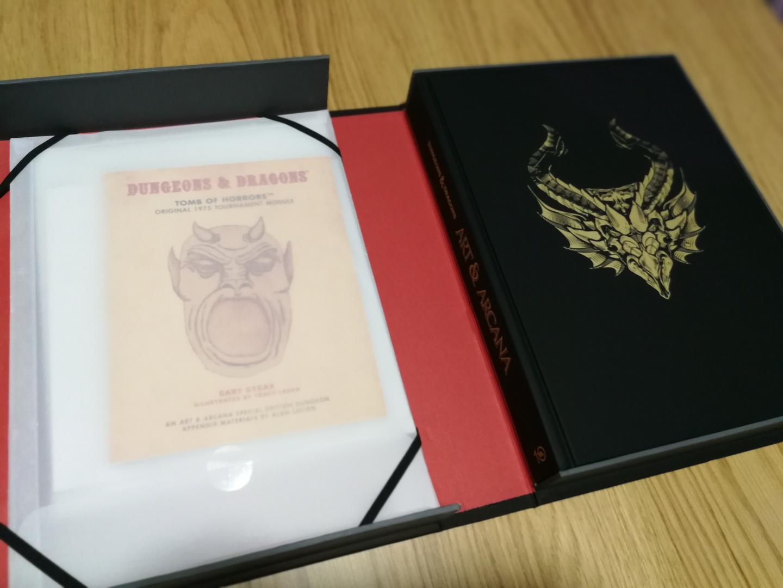 Art & Arcana - Guía de Dungeons & Dragons - Interior