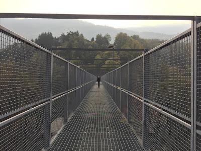 Ponte del Chito - Modern walkway atop 1897 stone structure.