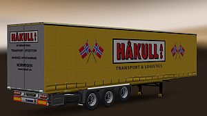 Krone Company trailers pack