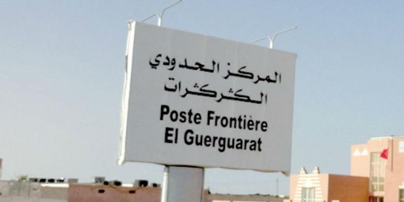 Le Maroc et le polisario sur le point de s'affronter à Guerguarat.