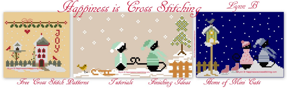 Click the photo to visit my cross stitch blog for more cross stitch ideas and tips