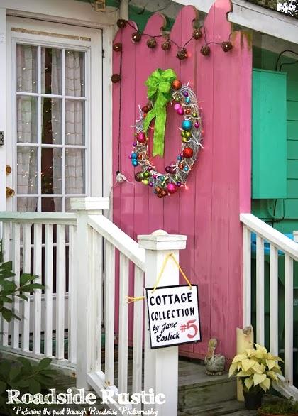 Jane Coslick Cottages My Favorite Bedroom And More: Jane Coslick Coastal Christmas Cottage Tour On Tybee