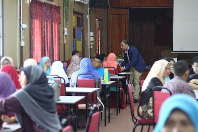 Bengkel Pembelajaran Abad ke-21 dan SKPMg2 di Sabak Bernam