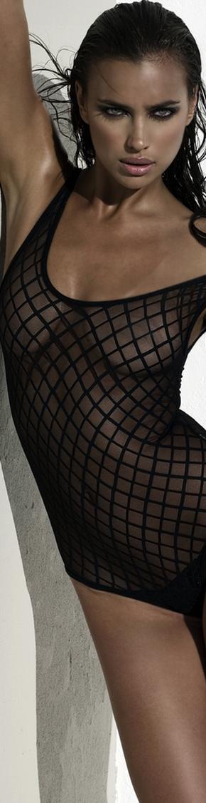 Irina Shayk for GQ South Africa by Daniel Topic