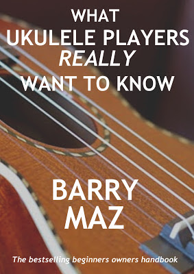 what ukulele players really want to know book cover