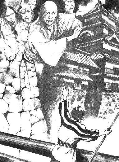 ตำนานผีญี่ปุ่น เรื่องผีแห่งปราสาทมัดสีโมโต้