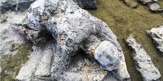 Batu Malin Kundang, Padang