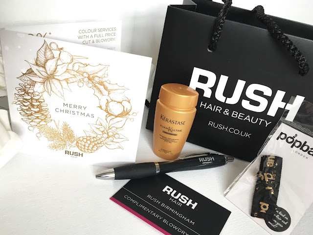 G Beauty: Rush, Birmingham