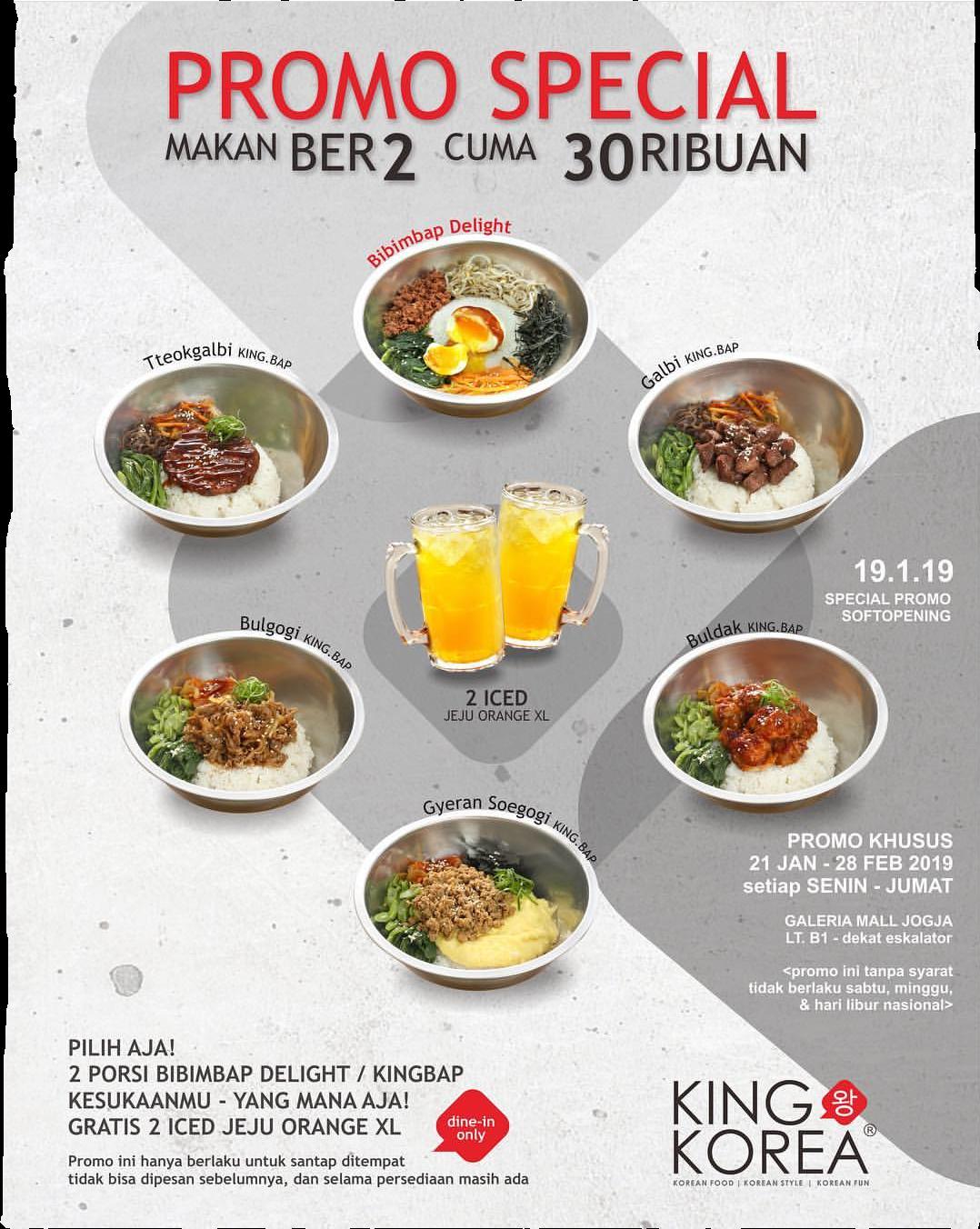 Jalanjajan Restaurant Ala Ala Korea Murah Di Jogja Nita S Story