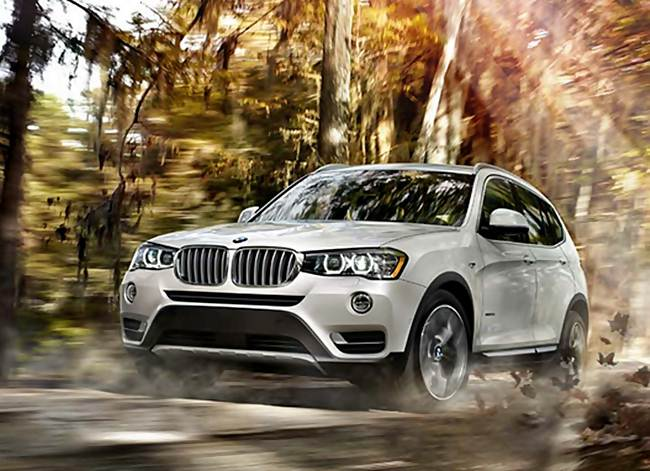 2016 BMW X3 xDrive 20d M Sport Review