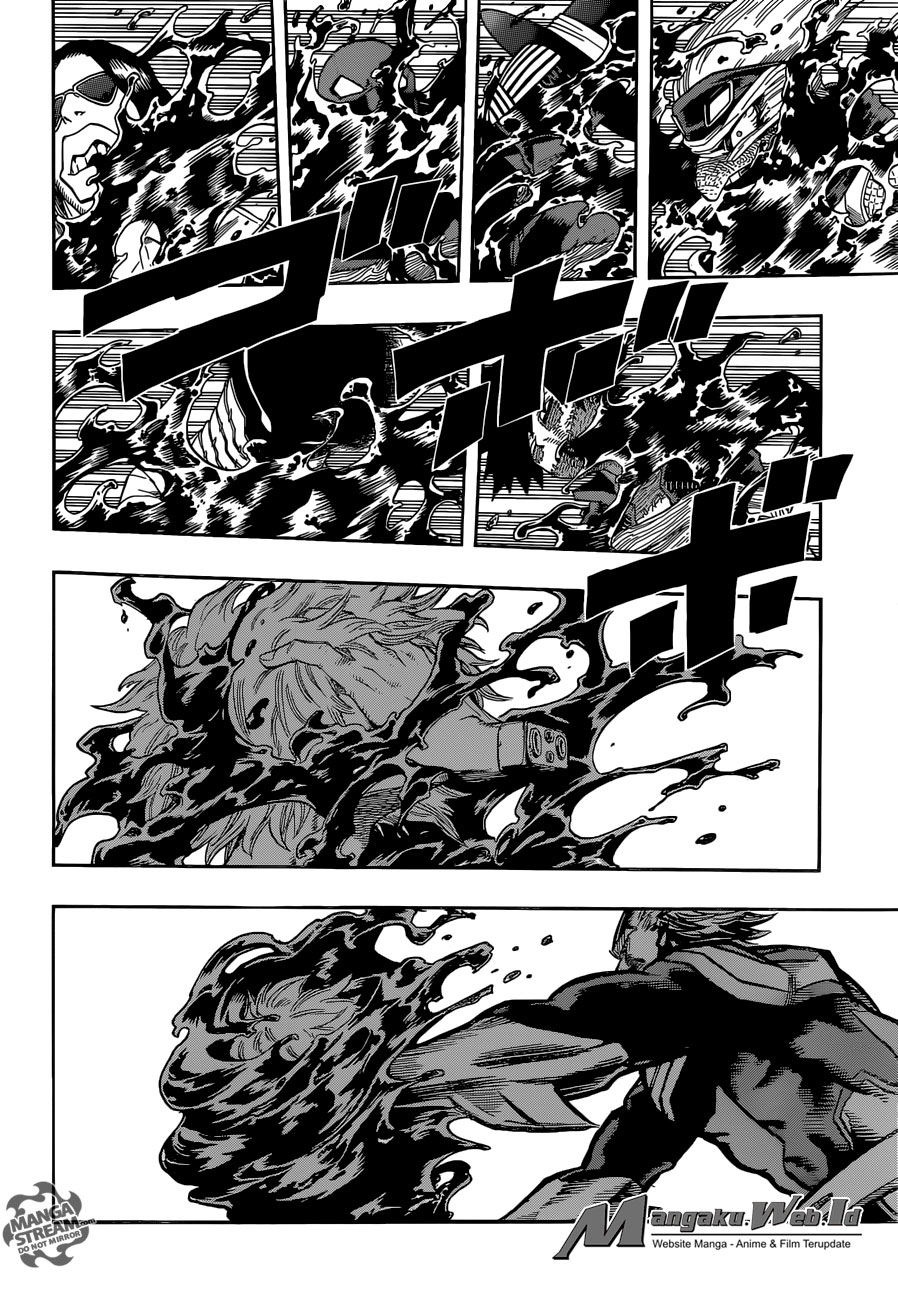 Boku no Hero Academia Chapter 89-3