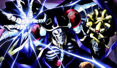 Karakter Anime Terkuat overpowered